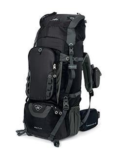 High Sierra Titan 55 Frame Pack Pacific/Altitude