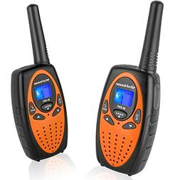 Walkie Talkies with Vox Mic Clip 22 Channels, Wishouse Cruis