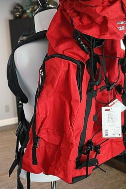 Track By Triple Gear Backpack Hiking Camping Camper Pack Mod