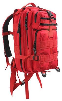 Rothco Medium Transport Pack, Red