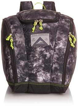 High Sierra Trapezoid Boot Bag Atmosphere/Black/Zest