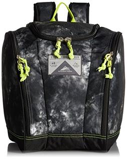 High Sierra Junior Trapezoid Boot Bag, Atmosphere/Black/Zest