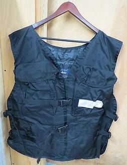 TRAVELING VEST CAMPING GEAR RV REFLECTIVE ROAD MOTORCYCLE BA
