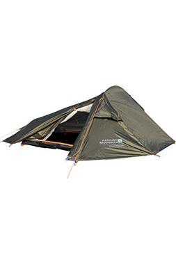 Mountain Warehouse Trekker 3 Man Tent - Durable Family Campi