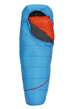 Kelty Boys TRU Comfort 35 Degree Sleeping Bag, Paradise Blue