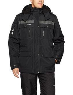 Arctix Performance Tundra Jacket with Added Visibility - Bla