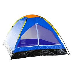 Happy Camper 80-170T 2-Person Tent, Dome Tents for Camping w