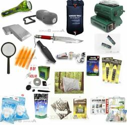 Ultimate Survival Tools Emergency Camping Gear Pack Doomsday