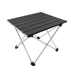 Silfrae Ultra Light Folding Camping Table Picnic Table Porta