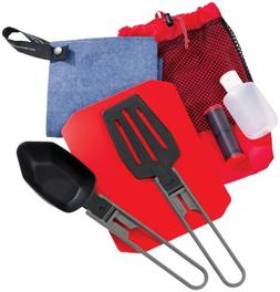 MSR Ultralight Utensil and Dish-Washing Kitchen Set