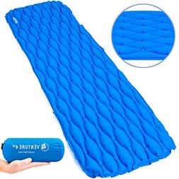 VENTURE 4TH Ultralight Sleeping Pad | Lightweight, Compact,