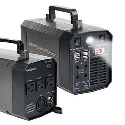 300W Portable UPS Battery Backup,Emergency Rechargeable Powe