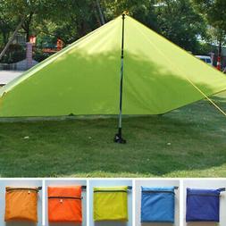 Universal GEAR Ultralight Tarp Outdoor Camping Survival Sun