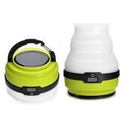 usb rechargeable solar lantern