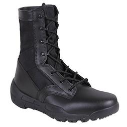 Rothco V-Max Lightweight Tactical Boot, Black, Size 6