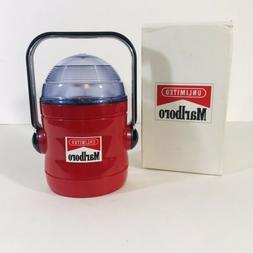 Vintage Marlboro Unlimited Gear Camping Lantern Flashlight L
