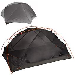 Mountain Hardwear Unisex Vision 3 Tent, Manta Grey, One Size