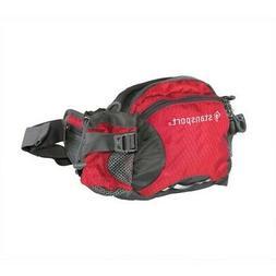 Stansport 5-Liter Waist Pack w/Shoulder Strap