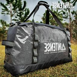 Water Resistant Duffel Bag Travel Luggage Folding Gym Campin