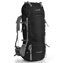MOUNTAINTOP 80L Outdoor Sport Water-Resistant Internal Frame