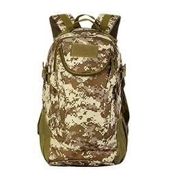 Protector Plus Water-Resistant Military Backpack Rucksack Ge