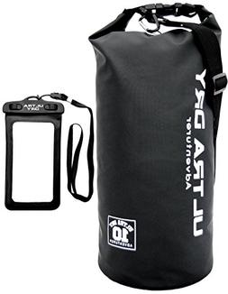 Ultra Dry Premium Waterproof Bag, Sack with phone dry bag an