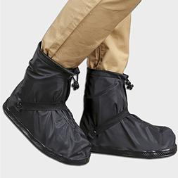 Waterproof Rain Snow Boots Shoes Covers Over Shoes Galoshes