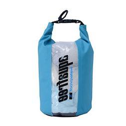 Aquafree Window Dry Bag - See Thru Window and Keeps Gear Dry