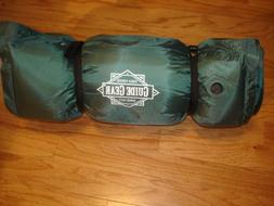 WWII Re-enactors: Guide Gear Self Inflatable Pad & Pillow fo