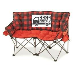 Guide Gear XL Club Love Seat, 500-lb. Capacity Outdoor Chair
