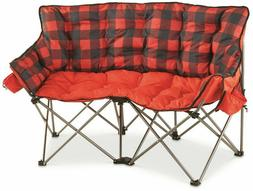 Guide Gear XL Club Love Seat 500 lb Capacity Camping Sports