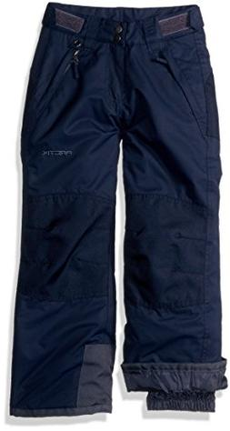 Arctix Youth Snow Pants With Reinforced Knee and Seat, X-Sma