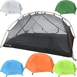 Hyke & Byke Zion Two Person Backpacking Tent with Footprint